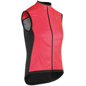 assos UMA GT Wind Vest Summer Dame diva pink
